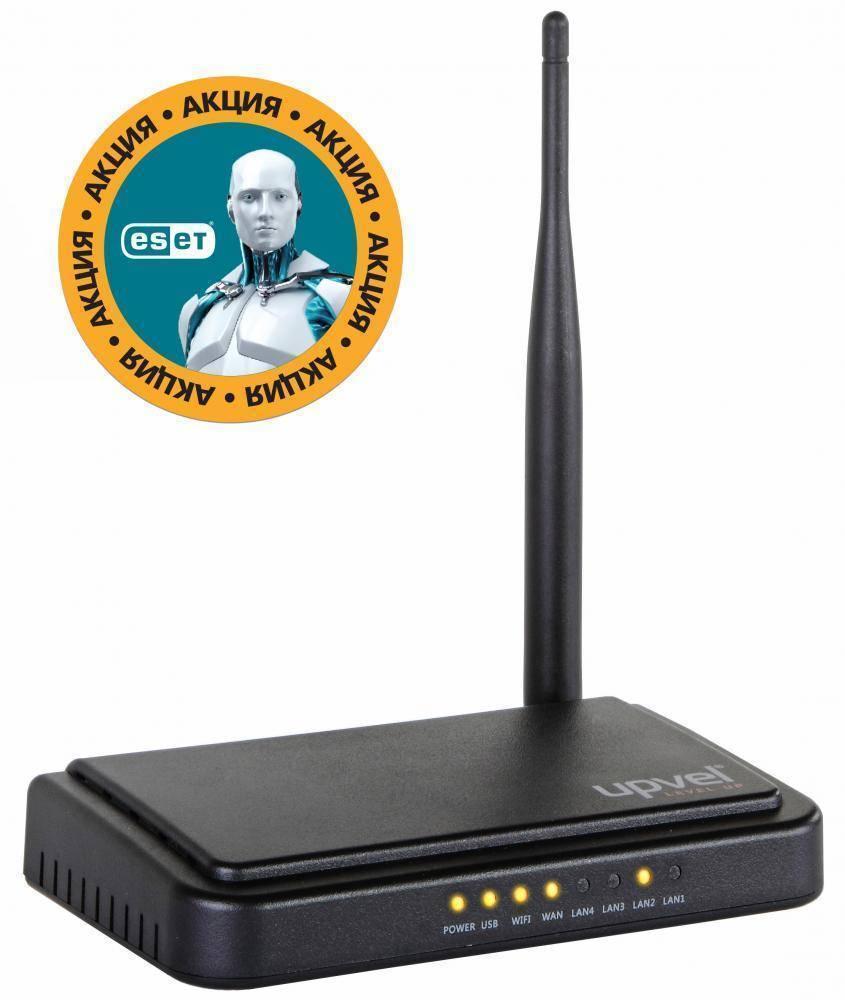 Wi-Fi роутер Upvel UR-321BN