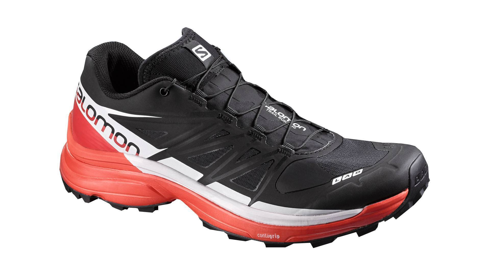 c038c9835 Беговые кроссовки для XC SALOMON SHOES S-LAB WINGS 8 SG BLACK/RD/WH ...