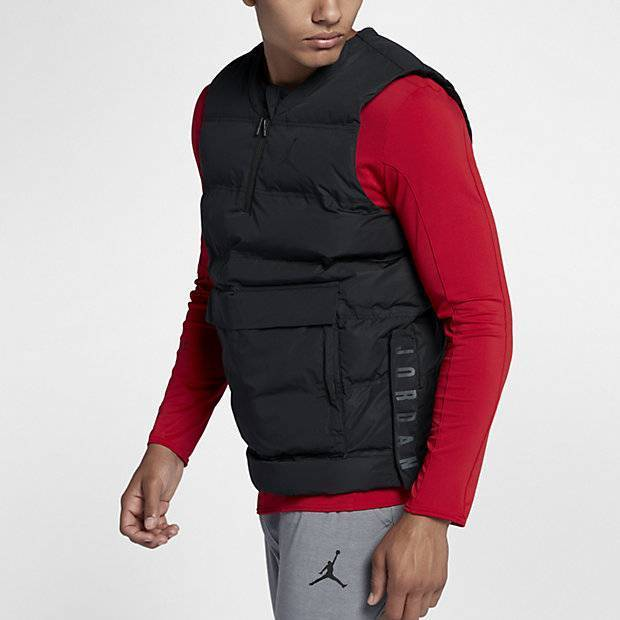 e9839574 Мужской жилет для тренинга Jordan 23 Tech Nike (Черный) (880997-010 ...